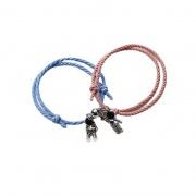 Fashion Astronaut Magnet Couple Bracelet