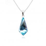 Swarovski Crystal Elf Tears Pendant Necklace