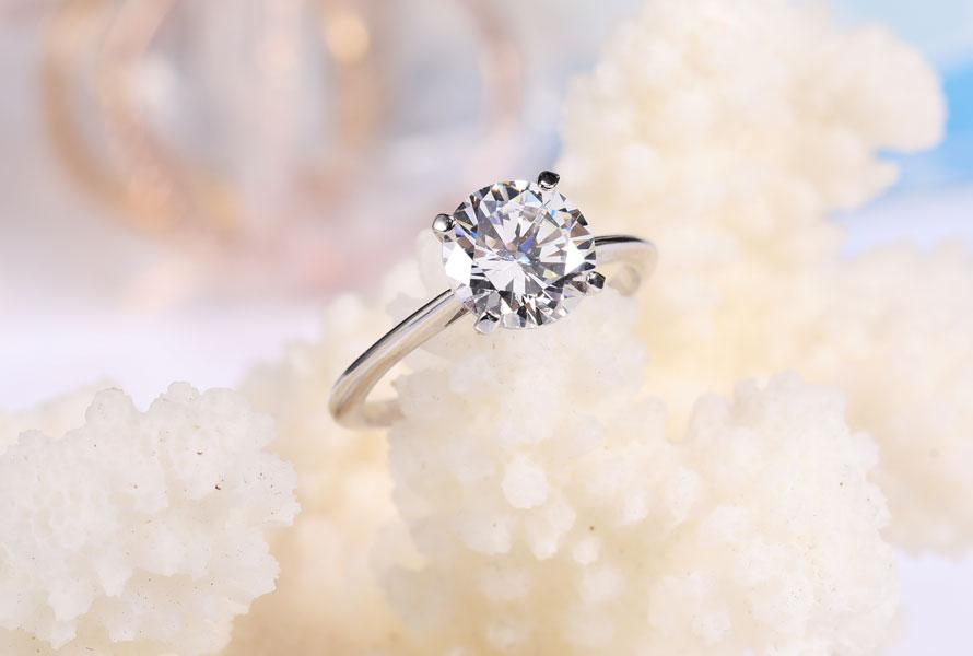 Engagement Rings for Women in Philippines
