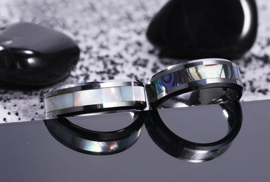 Philippines Unique Tungsten Rings for Men